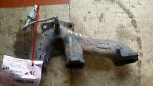 Exhaust Manifold 3.9L Driver Left Front Fits 06-10 G6 180515