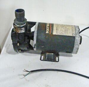 Hayward Power-Flo Pool Pump 1-HP (w/o strainer basket)