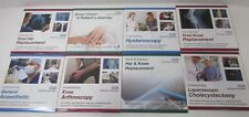NHS Training DVD Collection x 8 disc set Training for Innovation medical