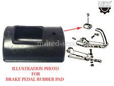 Vespa PX125 PX150 P200 Stella T5 LML Rubber Pad For Brake Pedal Brand New P6060