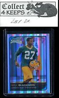 2006 Bowman Chrome Refractor #233 Will Blackmon RC (Rookie Green Bay Packers)