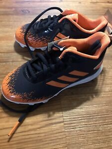 Youth Adidas Afterburner V MD K Baseball Cleats Size 1