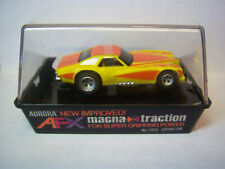 AURORA Rare AFX NOS New in Box Banded GRAND-AM  Yellow/Orange  Model Motoring HO