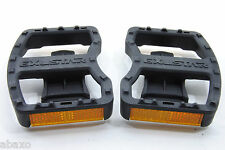Exustar Clipless Adapter Look Keo Platform Pedal with Reflector