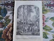 1860 Illustrirte Welt 4 / Jagd in der Steiermark / Tahiti / Dortrecht