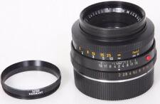 Leica 50mm f2 Lens  Summicron R