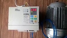 PLC OMRON 3G3EV-A4015-CE INVERTER 1,5kw 400v OK TESTED NO MOTOR