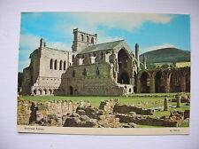 Melrose Abbey. (E T W Dennis)