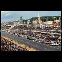 #pha.031315 Photo 24 HEURES DU MANS 1966 LINEUP 24H LE MANS '66 RACE CAR