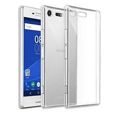 Sony Xperia XZ Premium Transparent Case Clear Soft Extra Thin Flexible TPU Cover
