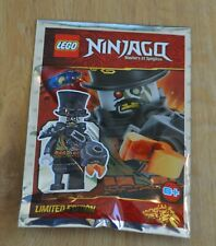 Lego® Ninjago™ Limited Edition Mini Figurine Iron Baron New & 2019