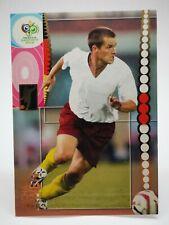 Panini 2006 world cup Germany carte card soccer England #97 Michael Owen