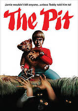 THE PIT NEW DVD CREEPY HORROR HAPPY HALLOWEEN GLOBAL SHIPPING