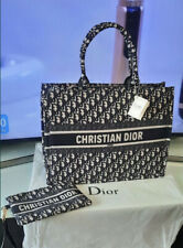 Christian Dior Tote Bag with pouch