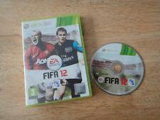 FIFA 12 XBOX 360 VIDEO GAME