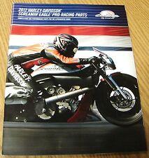 2012 HARLEY DAVIDSON SCREAMIN' EAGLE PRO RACING PARTS CATALOG BROCHURE BOOK