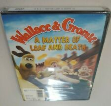 Wallace & Gromit: A Matter of Loaf and Death (Dvd, 2009, Full Screen) and New