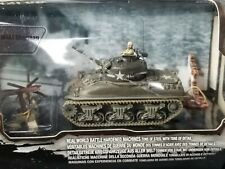 Forces of Valor M4a1 Sherman Tank Extra RARE 1 72 Scale