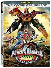 POWER RANGERS DINO CHARGE: COMPLETE SEASON - DVD - Region 1