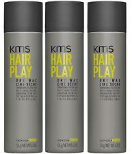 KMS Hair Play Dry Wax 150ml X 2