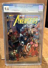 Marvel Collectible Classics: Avengers #1 CGC 9.6 Chromium Wraparound