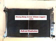 Radiator Ford Falcon AU AUIl AUIII Auto Man 6Cly V8 Copper Core *ADRAD* Fairlane
