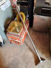 Rare Carpet Magic Steam Machine CM-IV Working ( hard to find item )