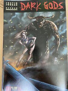 Dark Gods #1 - #4 Comic Set - Avatar Press