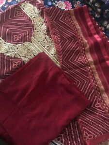 salwar kameez suit unstiched