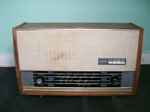 Ekco U428 valve radio receiver