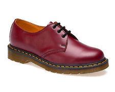 Scarpe classiche da uomo rossi Dr. Martens