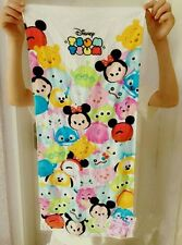 Disney Kids/Adult Tsum Tsum Wash Towel Hand/Face Towel 100% Cotton 34cm*76cm