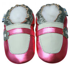 Firstwalk Leather Baby Girl Shoes Infant Kid Gift Crib Shoes MaryJane 18-24M
