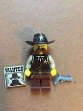 Lego Mini Figure Series 13 Sheriff