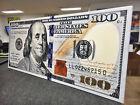 100 Dollar Bill Canvas Print - Money Canvas Print - 100 Dollar Art - Cash Print
