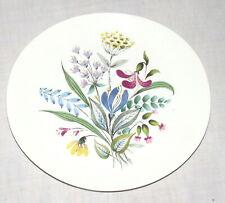 Hallcraft Eva Zeisel Bouquet 11 x 10 inch Dinner Plate