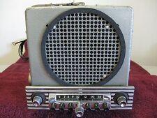 BEAUTIFUL RESTORED 1946 1947 1948 STUDEBAKER RADIO DELUXE 6 VOLT  PLAYS FINE