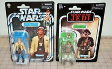 STAR WARS Vintage Collection Luke Skywalker (Yavin) Lando Calrissian 3.75 lot