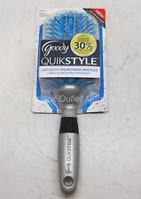 GOODY QuikStyle Half-Round Absorbent Microfiber Hair Brush Quik Style #06087