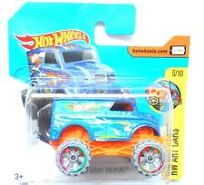 HOT WHEELS  MONSTER DAIRY DELIVERY HW ART CARS [T]