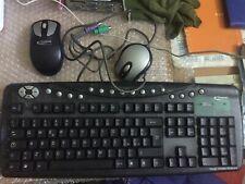 2569-Tastiera + Mouse Wireless PS-2 TyPhoon 40402