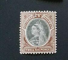 SOUTHERN NIGERIA 1901 2s6d SG 7 Sc 7 MLH