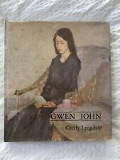 Gwen John With A Catalogue Raisonne Of The Paintings 1st Ed HB w DW