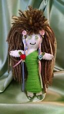 Authentic Ostara Ritual Voodoo Doll real 7 pins guide new orleans Karma Keepers