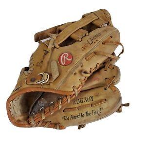 Rawlings RBG 36Y Cal Ripken Baseball Glove Youth Kids Leather