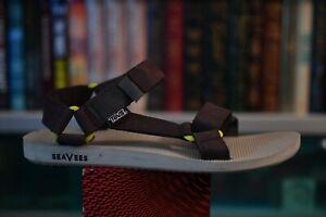 Teva Seavees  Brown Sandal  Size: US 9  Strap uppers