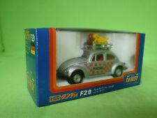 DANDY TOMICA F29 VW VOLKSWAGEN -MINI RACING- RARE SELTEN IN NEAR MINT CONDITION