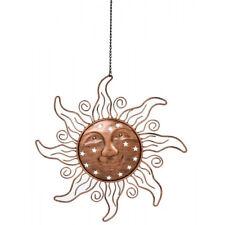 Sonnen Hängedeko * Kupfer-Sonne zum Hängen * f. innen & außen *30x30cm #Herbst