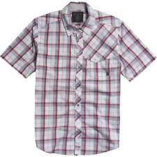 T-shirts et hauts blancs avec des motifs Carreaux pour garçon de 2 à 16 ans