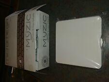 MicroMega Myzic Desktop Headphone Amplifier - White - New